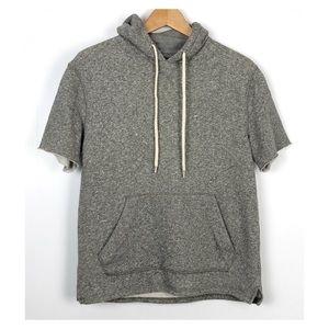 BDG Urban Outfitters Short Sleeve Hoodie